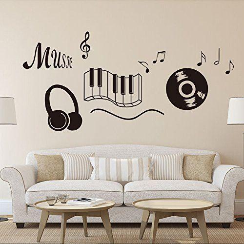 Aiwall 9227 Wallpaper Home Decoration Wall Art Fashion Sticker