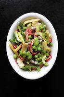 Summer Bean Salad Recipe   SAVEUR
