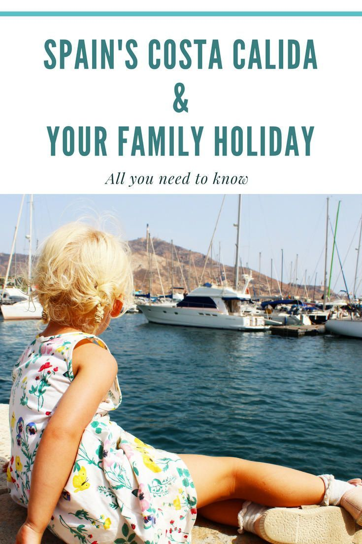 Considering your next family holiday destination. Have you tried Spain's Costa Calida? It is great for  winter sun as well as summer sun with lots to do for the whole family. Here is all you need to know. Family holiday ideas. Winter sun destination,. Toddler friendly holidays. #familyholiday #momlife #holidayswithkids #wintersun