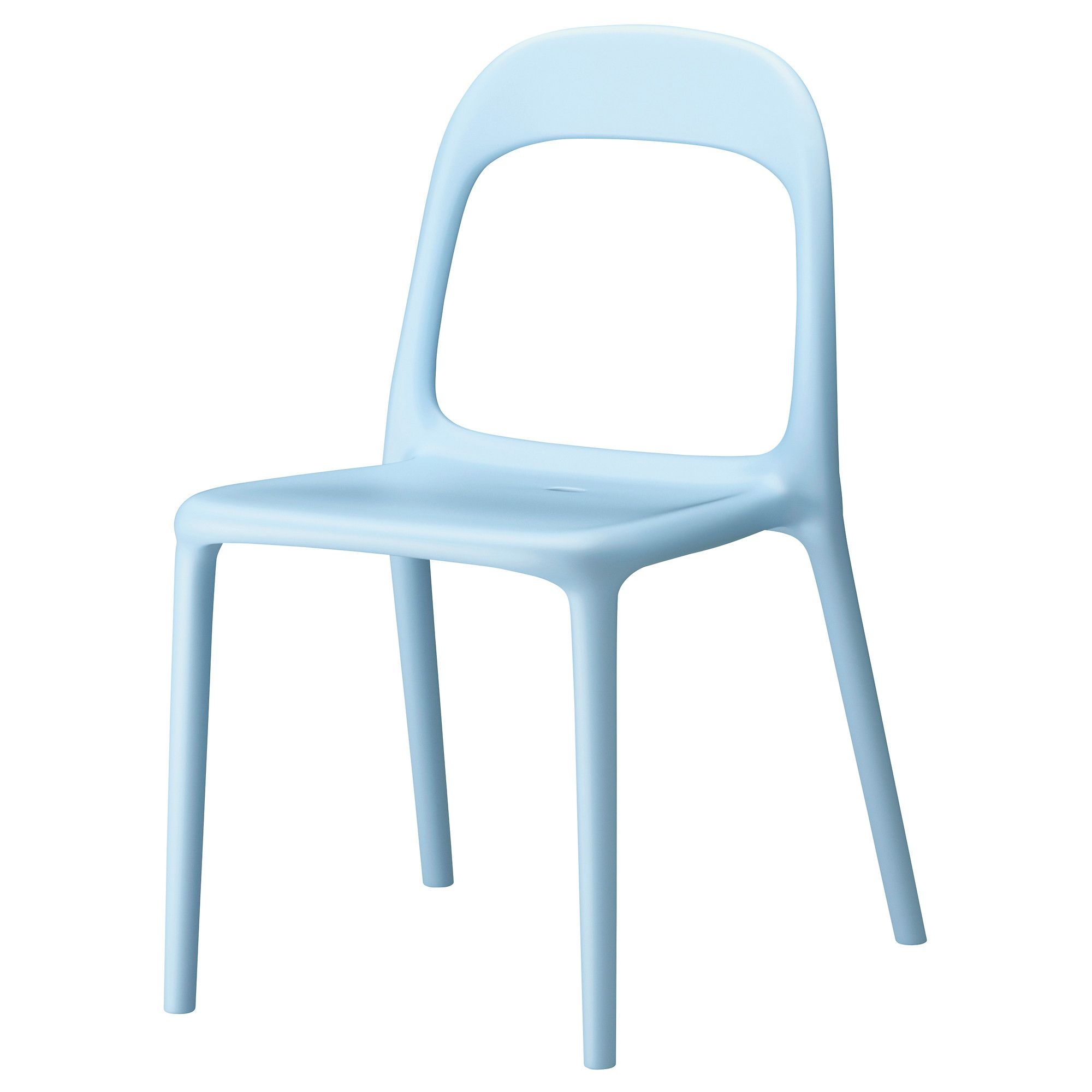 Urban Chair Light Blue Ikea