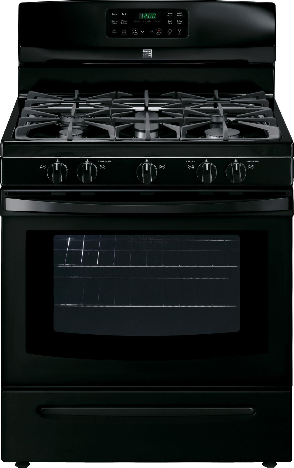 Kenmore 5.0 cu ft. Freestanding Gas Range: A Culinary Dream at Sears ...
