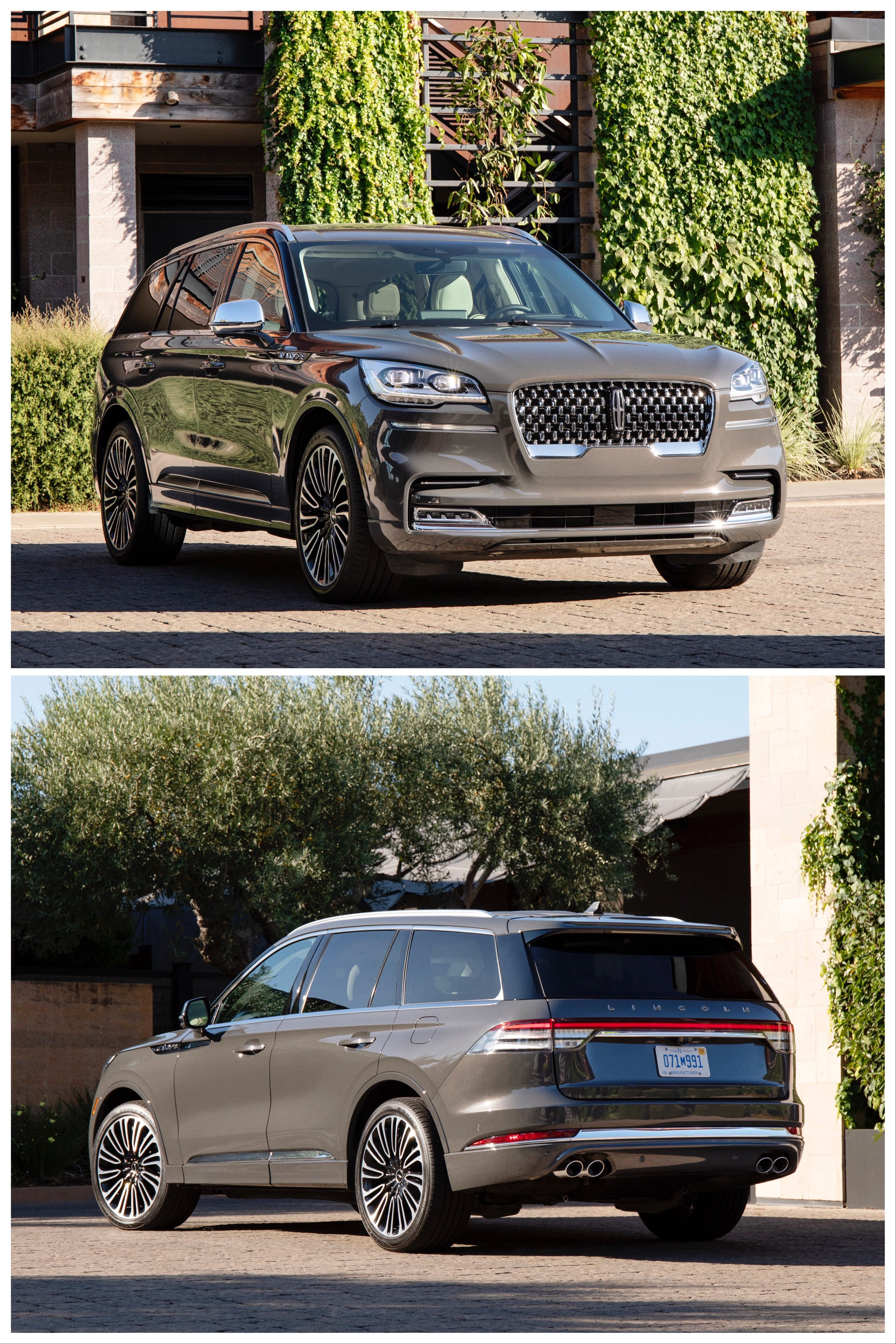 2020 Lincoln Aviator First Drive Review Elegant Comfortable