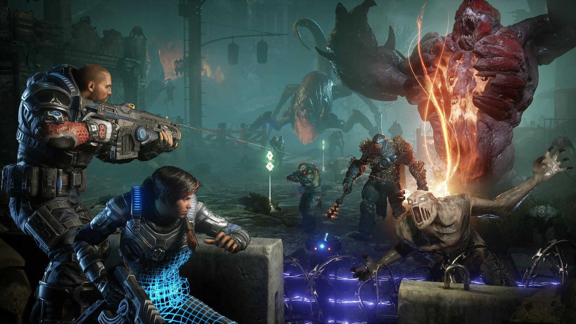 Gears Of War 5 Xbox One Gears Of War Xbox Games Game Pass