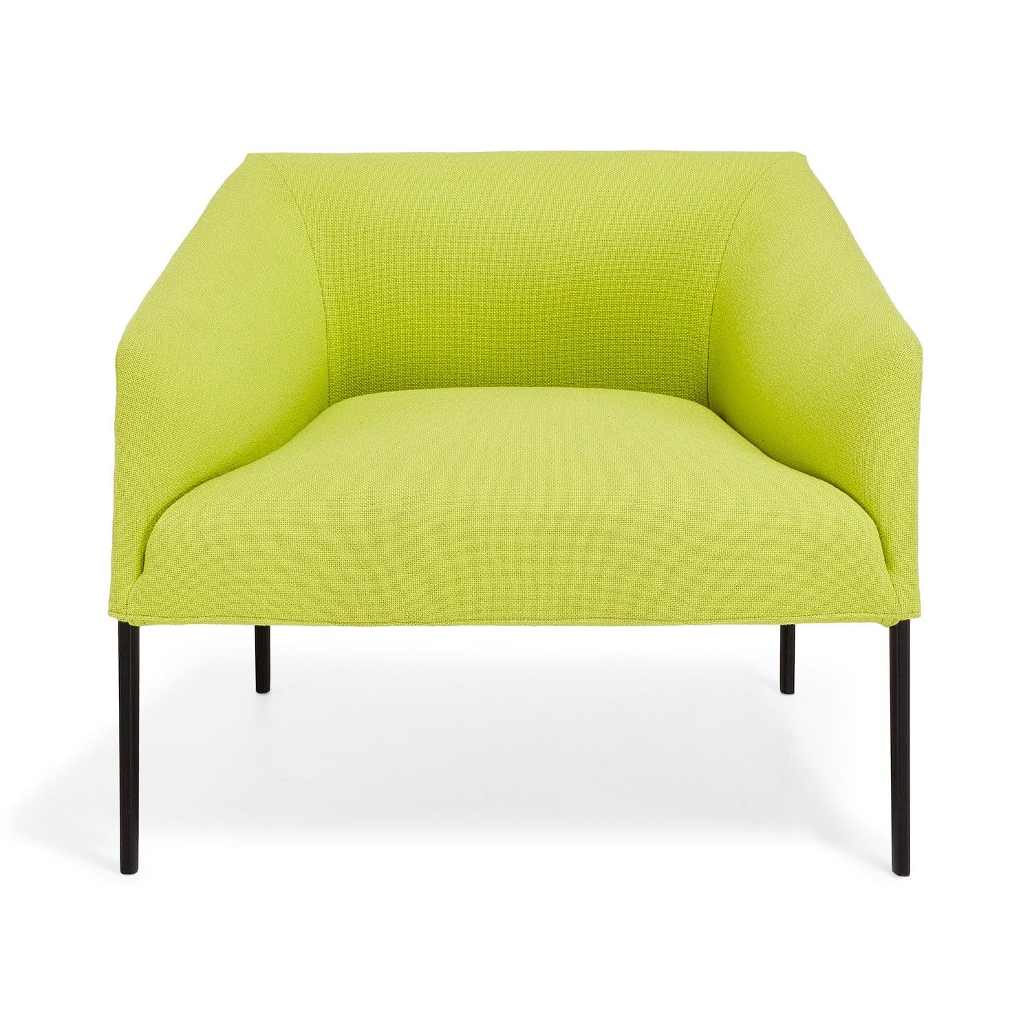 Lime Green Chair, Green accent chair, Furniture