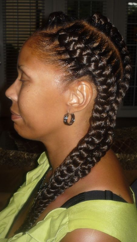 Admirable 1000 Images About Mrs A39S Goddest Braids Logs On Pinterest Hairstyle Inspiration Daily Dogsangcom