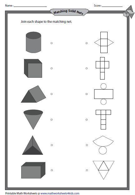 3d Shapes Worksheets Shapes Worksheets 3d Shapes Worksheets Shape Worksheets For Preschool 3 dimensional figures worksheets