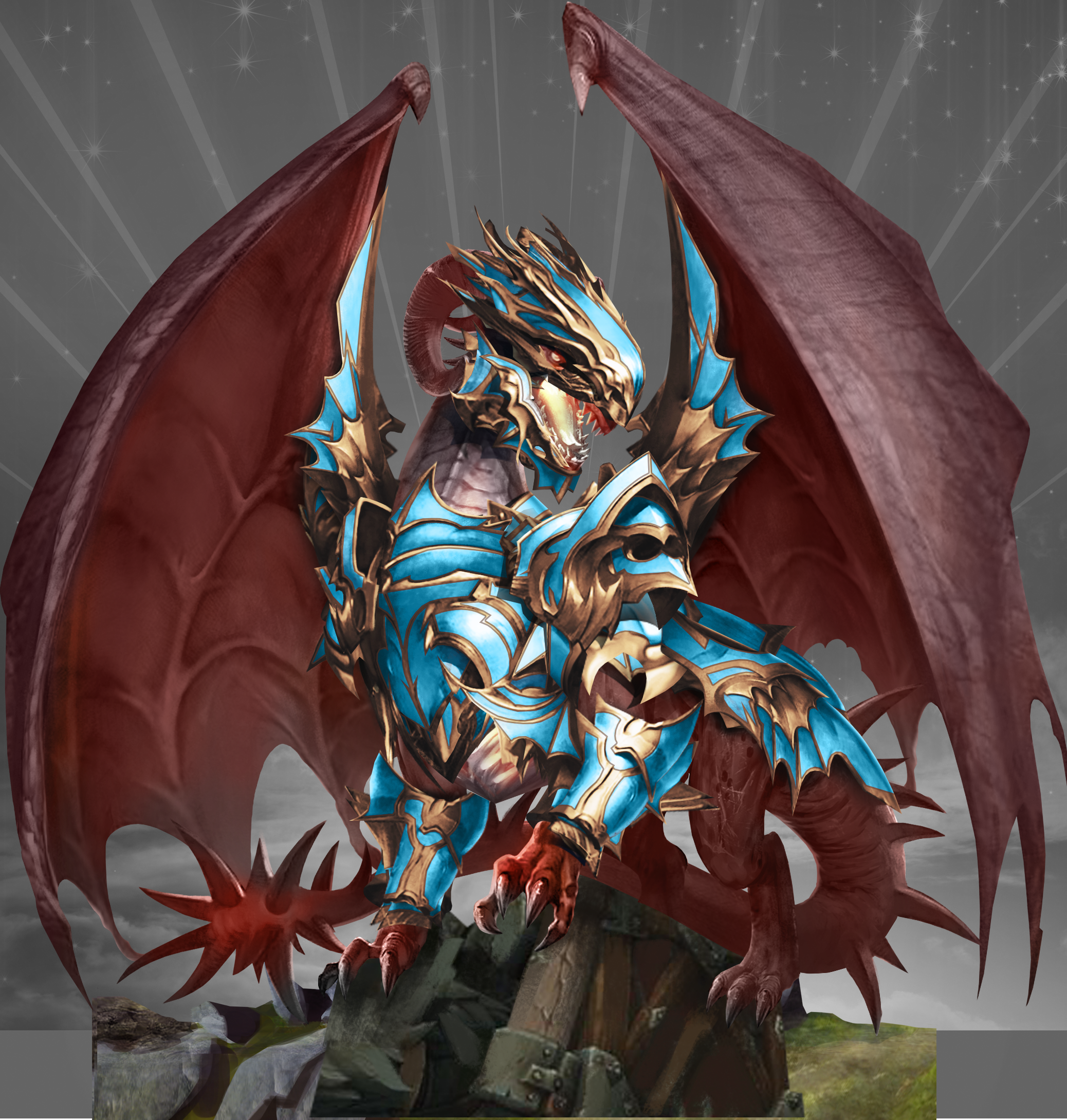 Drakewars Dragon In Armor Dragon Armor Halloween Wreath Elder dragon by xxfuria on deviantart. pinterest