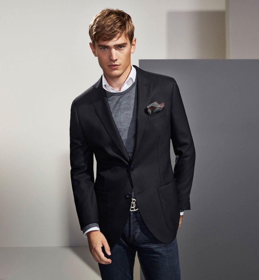 Trajes Massimo Dutti 1 Bo Develius Suit Fashion Trends Magazine