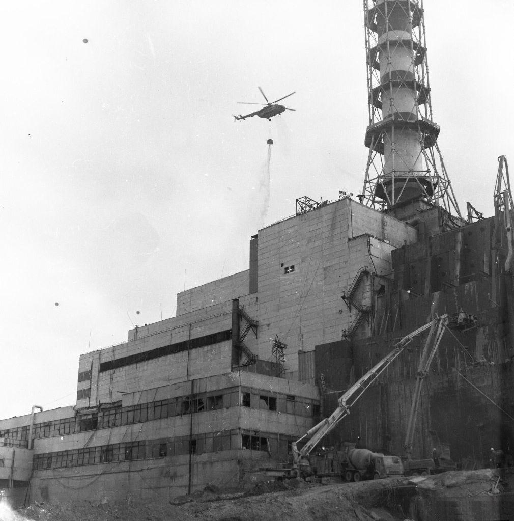 Pin by Centurion on Chernobyl in 2020 Chernobyl
