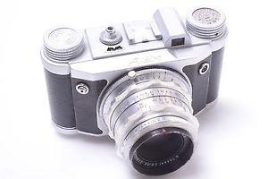 EHO Altissa Altix V 35mm Camera W Zeiss Tessar 50mm 2 8 Lens