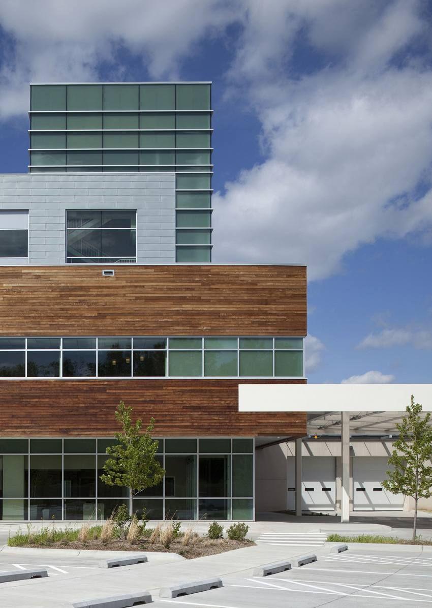 Bellevue medical center nebraska hdr architecture