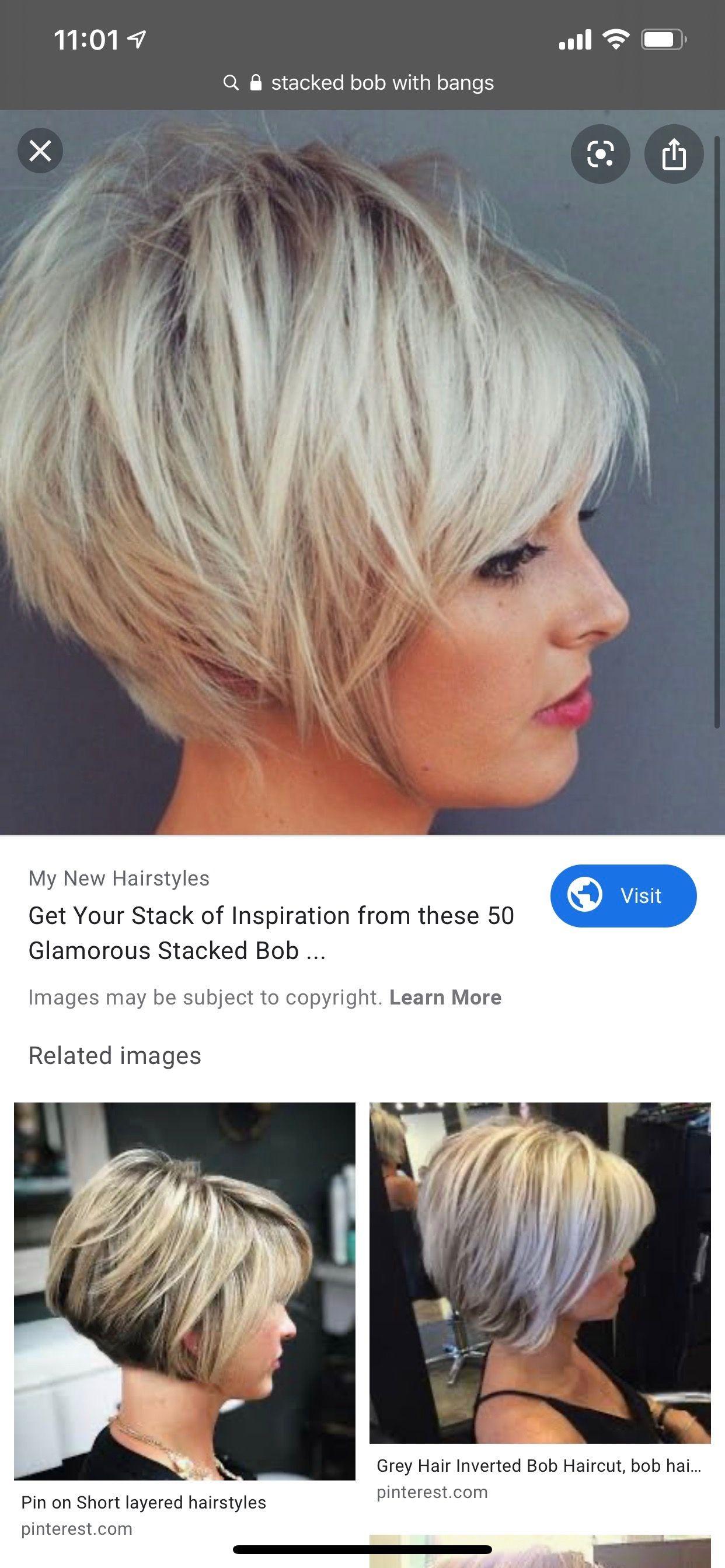20++ Very short bob hairstyles pinterest information