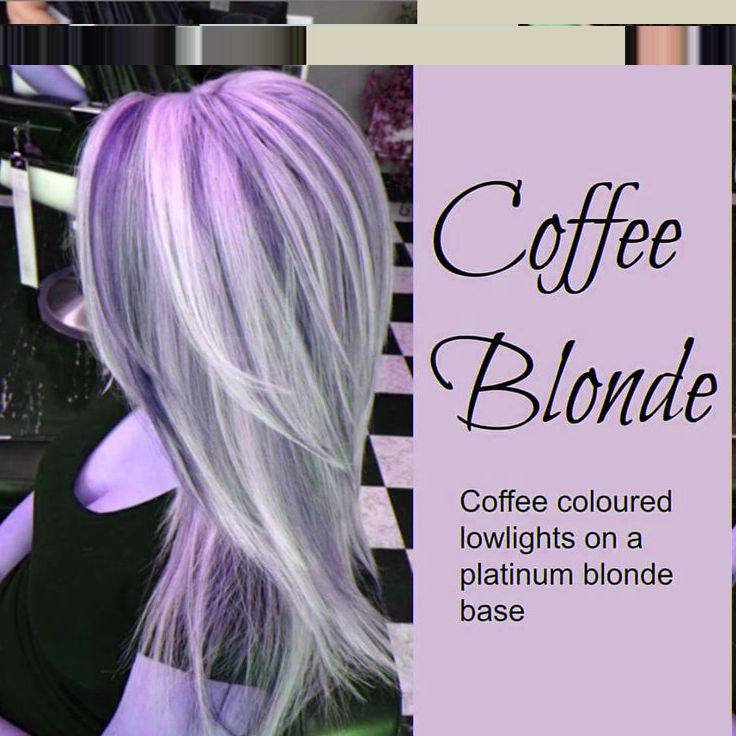Beautiful Earthy Purple Lowlights Hair Styles Purple Highlights Blonde Hair Hair
