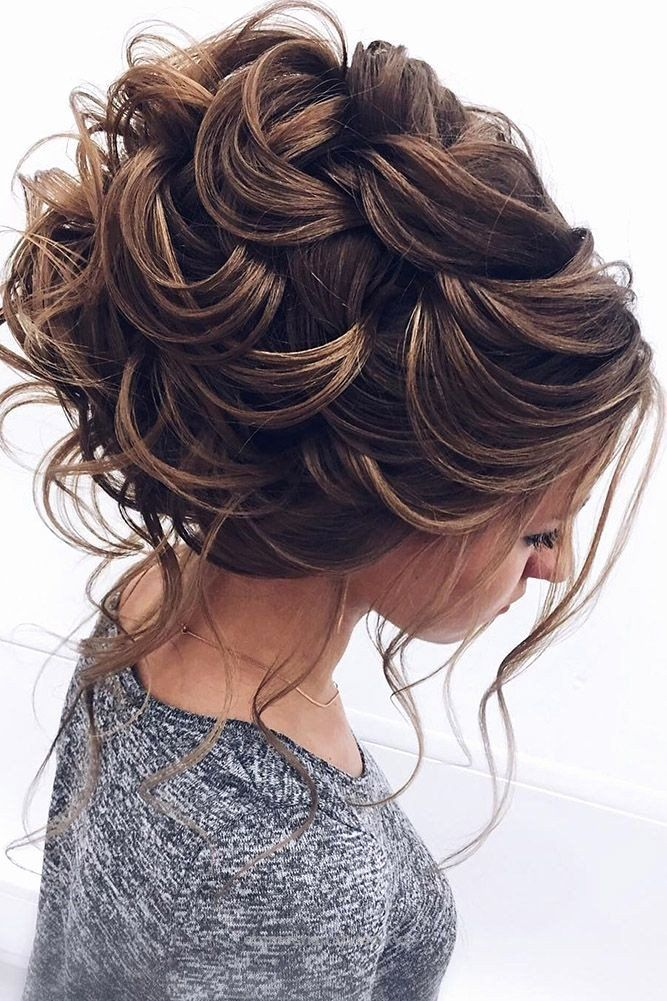 Hairstyles for Wedding Parties di 2020 | Ide