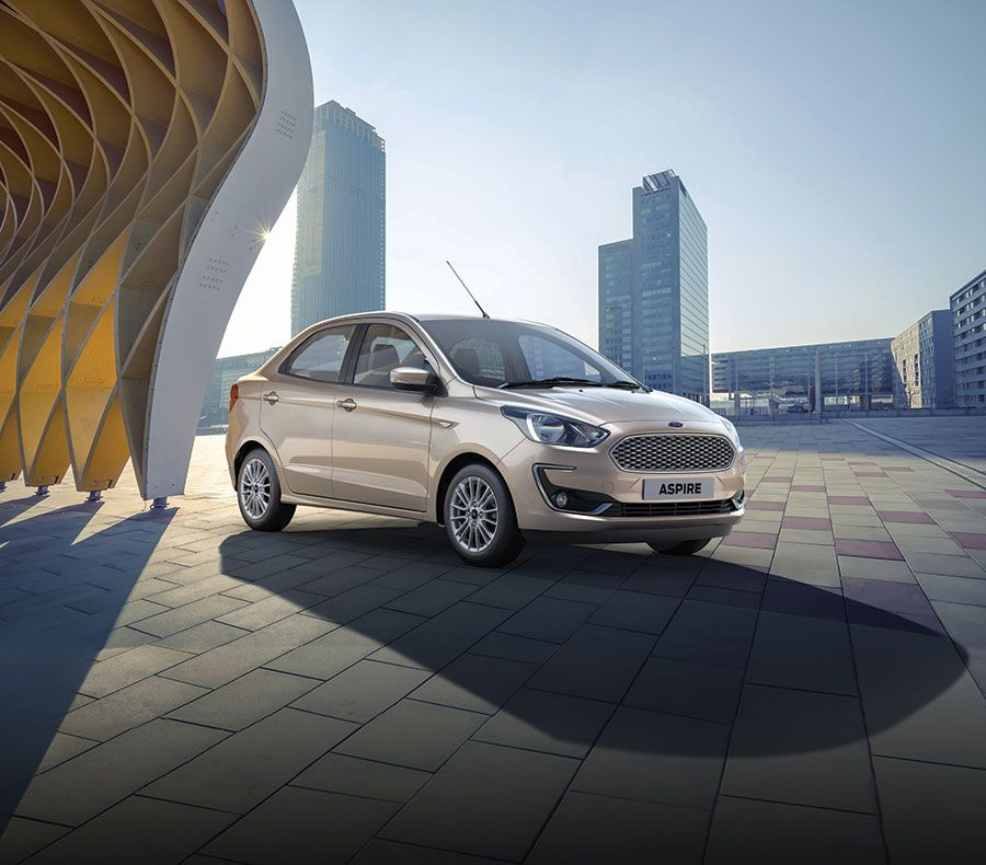 New Ford Aspire Bookings Open Launch On October 4th With Images