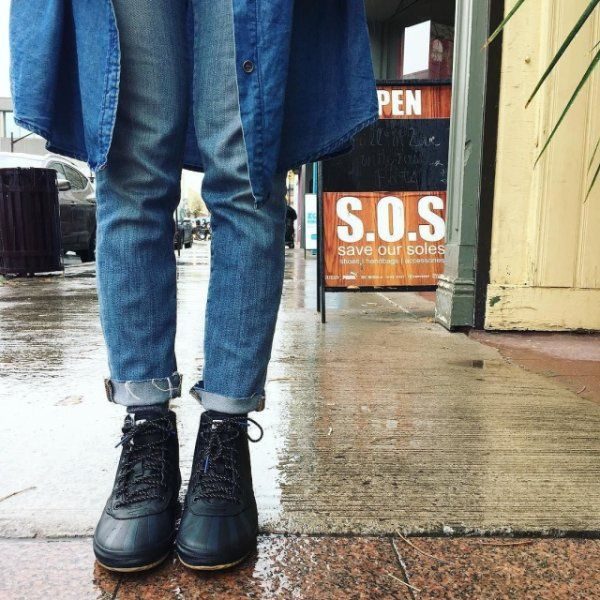 bbef8a9e58d On a day like today •• @keds cozy scout splash •• Comfortable style ...