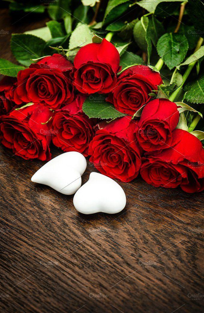 Romantic Flowers Rose Flower Fiori