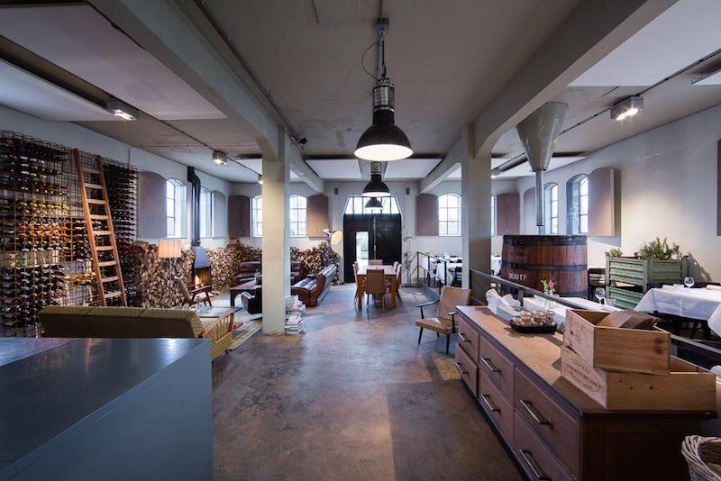 10 januari 2015 Brasserie Meelfabriek Zijlstroom heropend