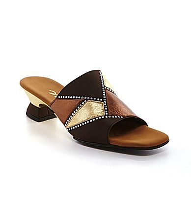 Onex Mozaic Dress Sandals #Dillards