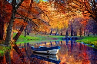 autumn river photography - Google Search
