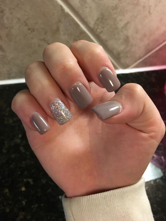 74 Fall Nail Colors Gel Nail Polish Design Nails Pinterest