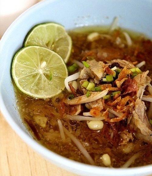 Resep Soto Kudus Dan Cara Membuat Bacaresepdulu Com Resep Resep Resep Masakan Malaysia Masakan Asia