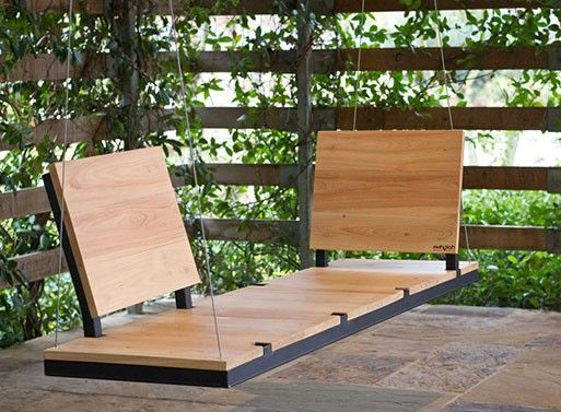 Swinglab Modular Swing Modern Porch Swings Modern Porch Porch Swing