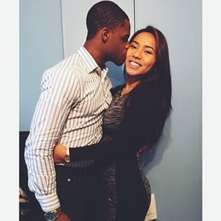 Asian black interracial dating