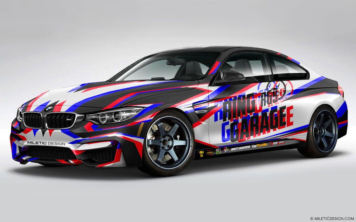 Cars · RING RGR GARAGE BMW M4 ...