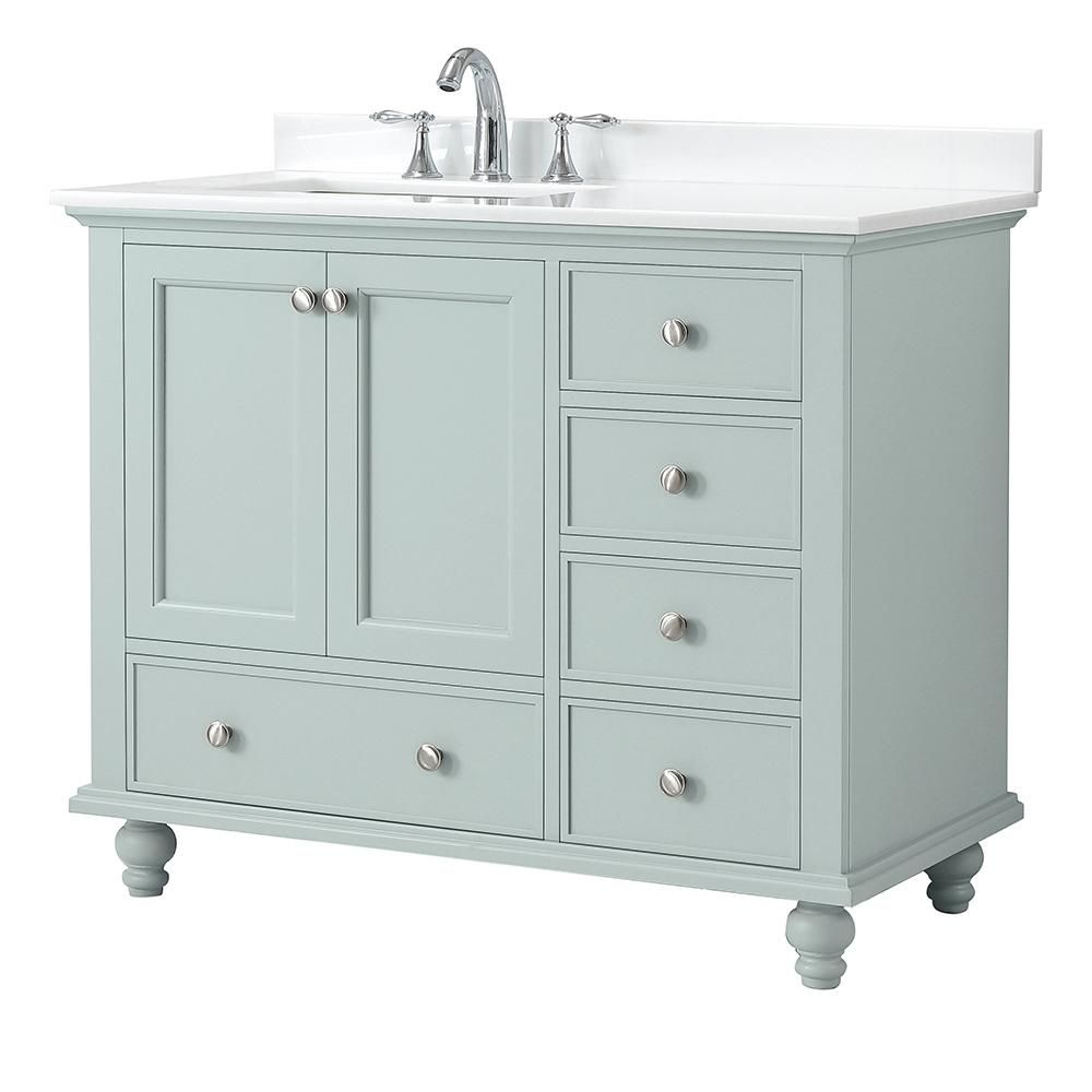 42 Vanity Home Depot.Home Decorators Collection Orillia 42 In W X 22 In D