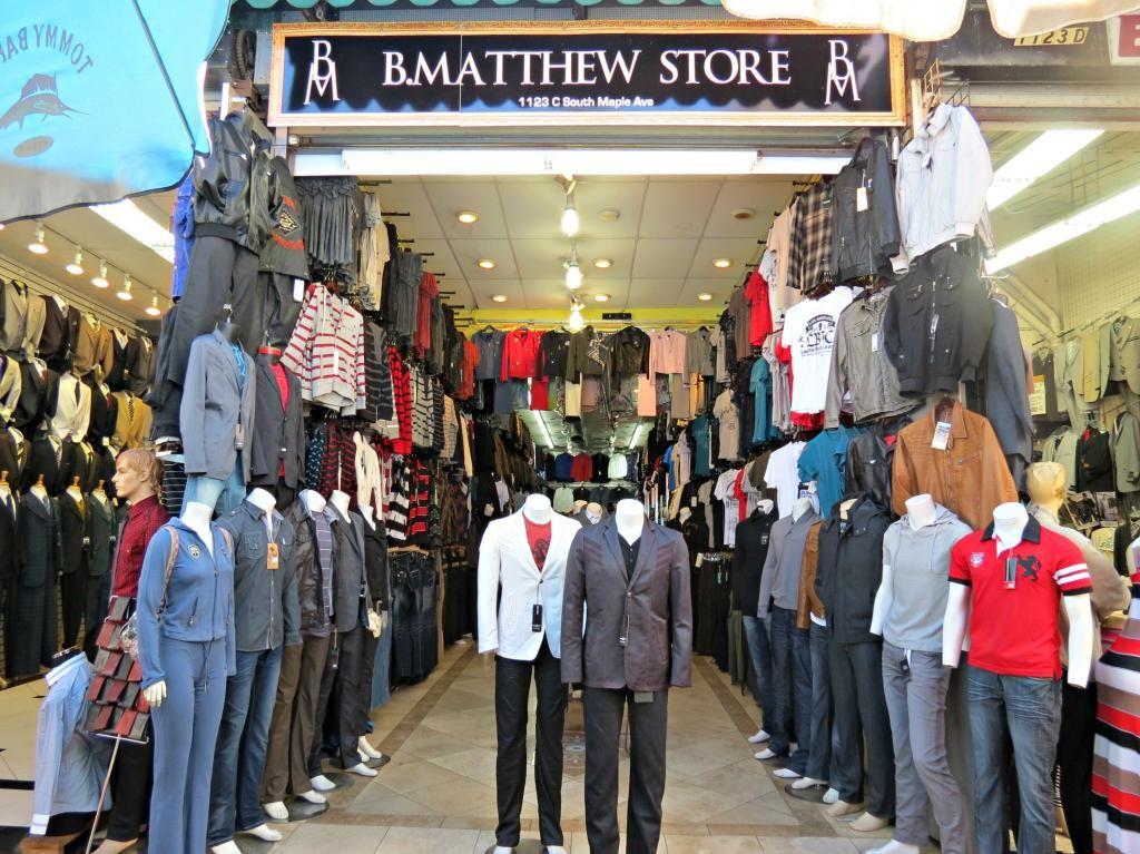 a2fb801a92c The Santee Alley | Santee Alley | La fashion district, Home decor ...