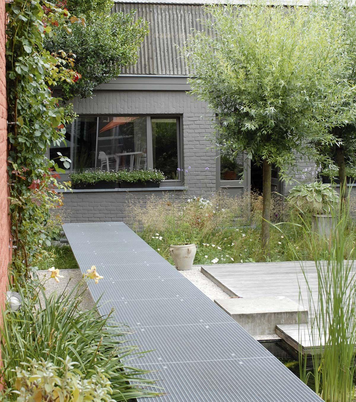 Kleine strakke tuinen | Filip Van Damme | For the garden | Pinterest ...