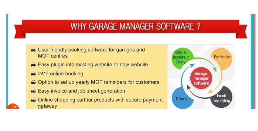 Commercial Vehicle SoftwareCar Garage Management