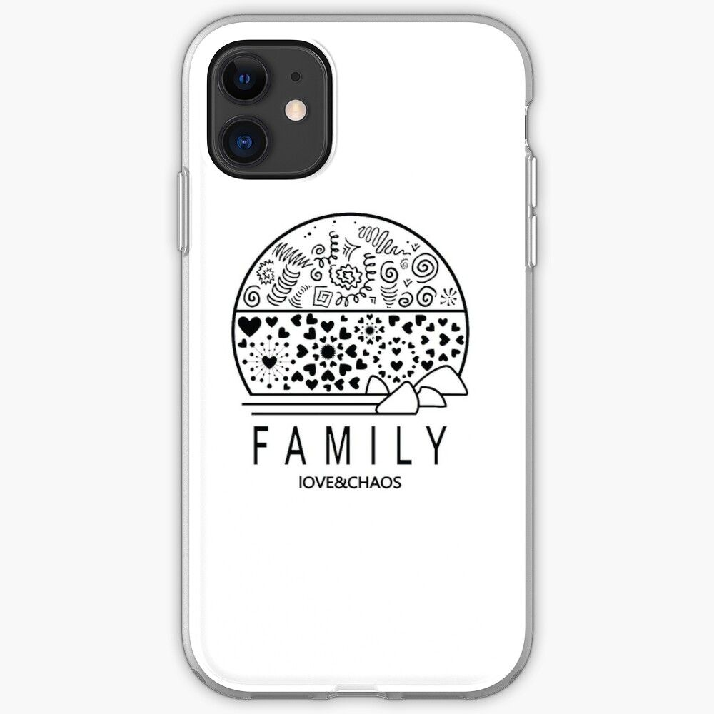 Love and chaos iphone case by in 2020 iphone