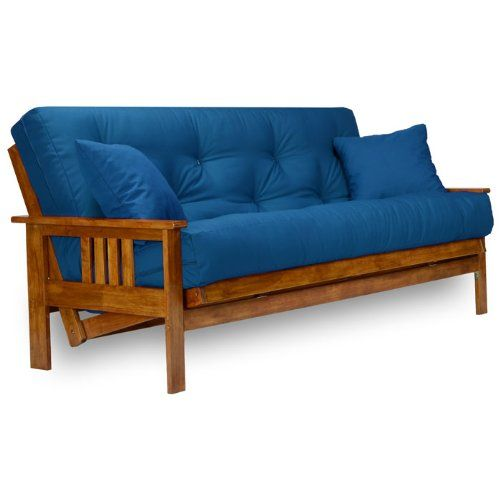 Stanford Futon Frame Full Size Solid Wood Learn More By Visiting The Image