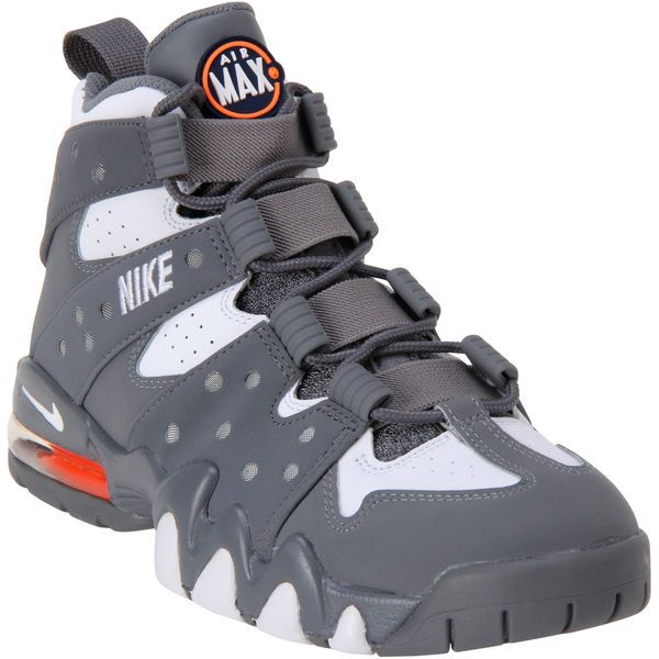 Men's Nike Gray Air Max CB2 94 Basketball Shoes | Retro, Discount sites and  Adidas shoes