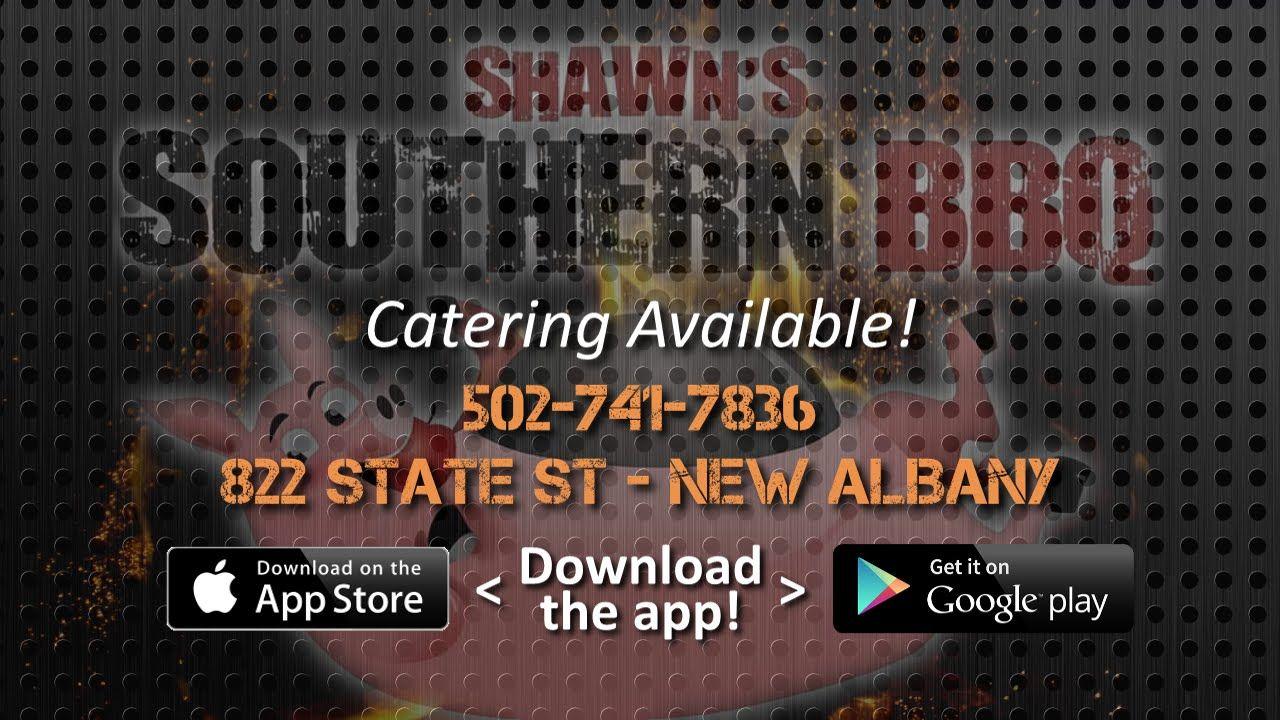 Shawn's Southern BBQ 30sec TV Spot Bbq, Youtube, Best bbq