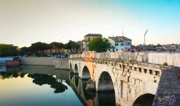 مدينة ريميني الإيطالية من أروح الأماكن لزيارتها خلال الصيف Canal Structures