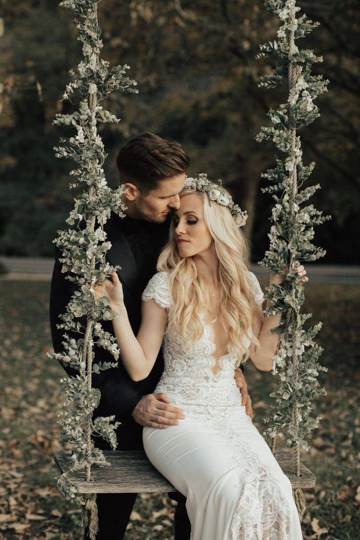 Enchanting Autumn Nashville Wedding at Drakewood Farm