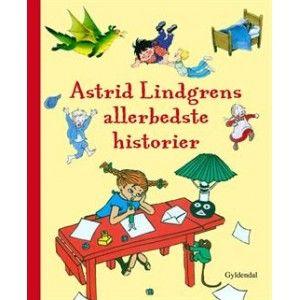 Astrid Lindgrens allerbedste historier, cd