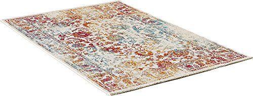 Teppich VINTAGE gewebte Qualität für Wohnzimmer