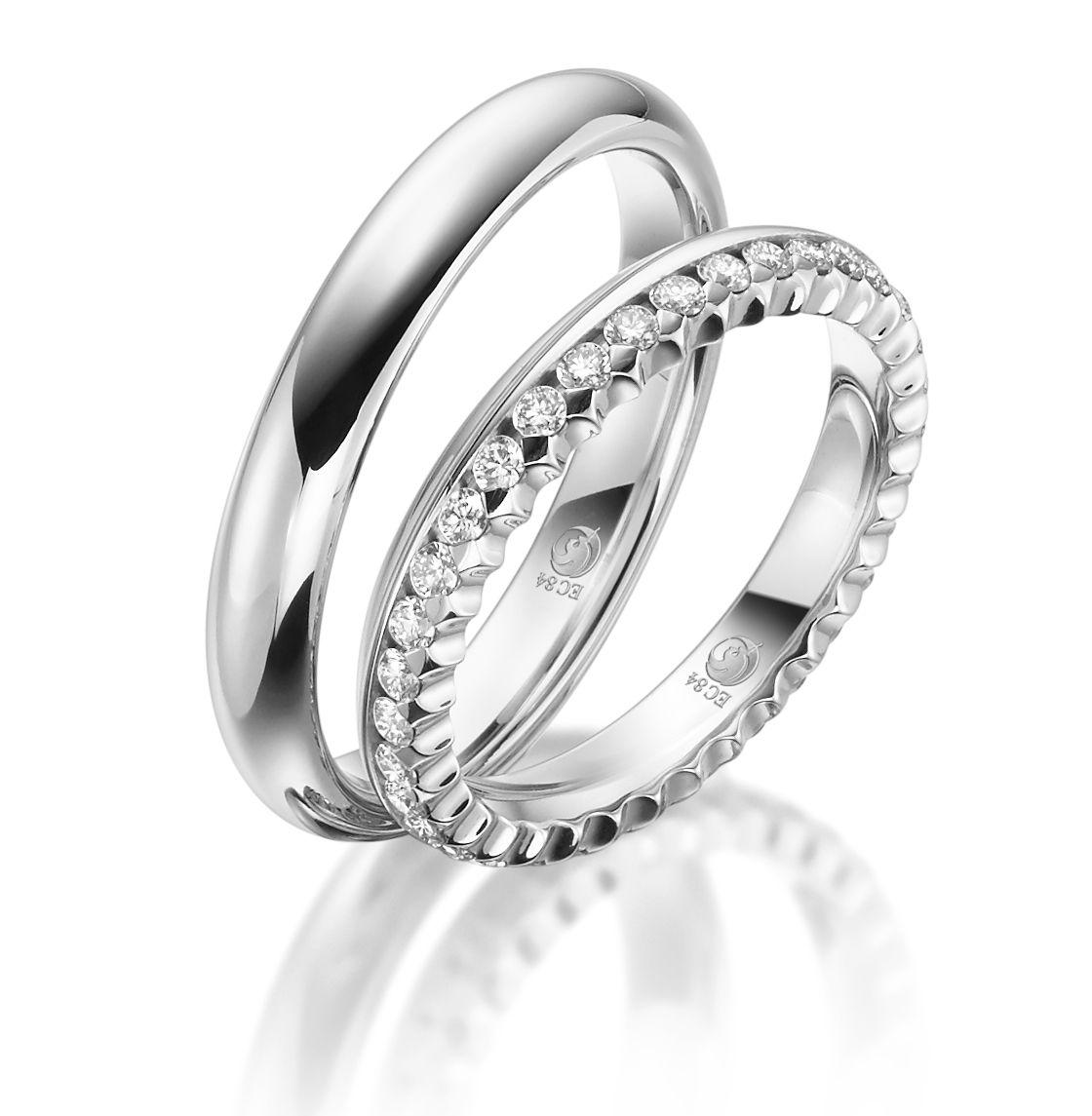 27 Ausgefallene Trauringe Ideen Trauringe Eheringe Ring Verlobung