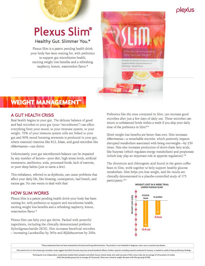Secrets About Slim · Is Plexus Safe? Clinical Trial
