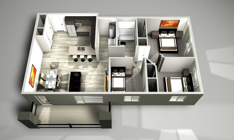 SketchUp Blog Maisons Pinterest Ryan companies and Construction - maison en 3d gratuit