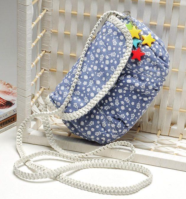 women's mini messenger bags ladies summer sling bag canvas crossbody shoulder  bag for girls female spanish