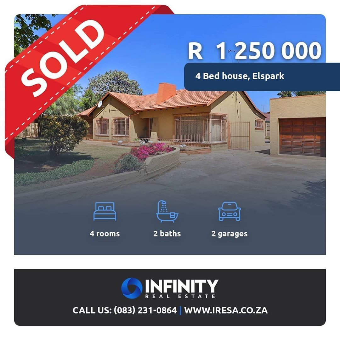 SOLD!! This lovely home has found its new homeowner. There is nothing better than walking into a home and knowing it is the prefect place for YOU and YOUR family. To Find out more about Infinity Real Estate, call us on  083231 0864 or visit our website at www.iresa.co.za.  #realestate #realtor #realestateagent #home #property #forsale #investment #realtorlife  #luxuryrealestate #househunting #luxury #house #dreamhome #interiordesign #newhome #business  #architecture #luxuryhomes #entrepreneur #