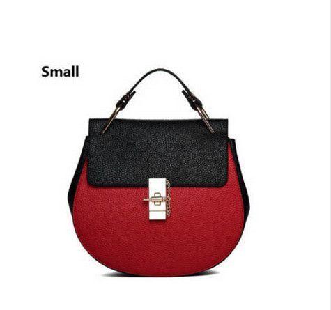 442ece32cc DAUNAVIA Brand Women Messenger Bags Ladies Summer Small Bags For Women  Leather Handbags Vintage Women bag Shoulder Bags ND003