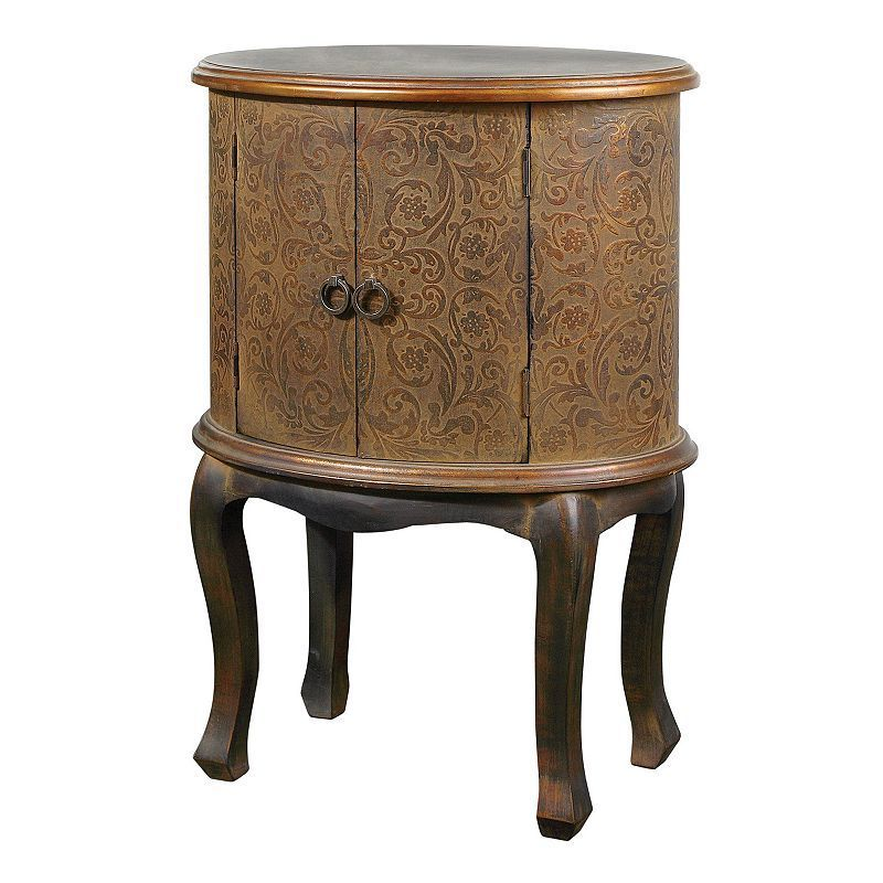 Ascencion Accent Table, Multicolor