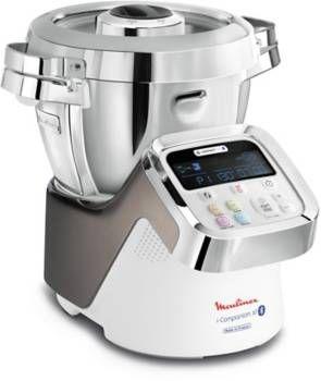 Offrez vous votre Robot cuiseur Moulinex connecté I