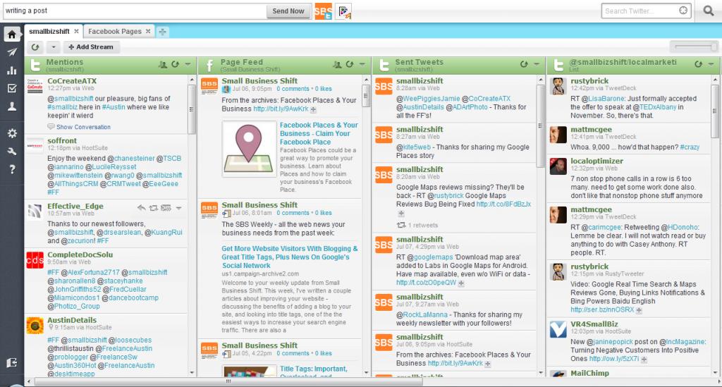 5 kostenlose Klassiker fürs Social Media Monitoring
